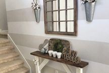 entry way tables