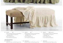 Текстильный дизайн. Slipcover Ideas / Inspirational slipcover styles for interior design