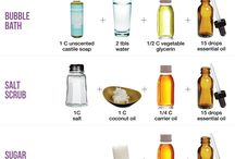 Body and cleaning recipes