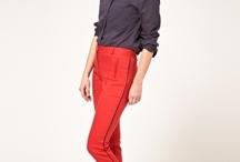 My Style: Pants  / by Seyi A