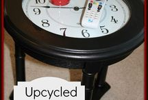 Upcycling / Inventive and easy ideas for transforming secondhand pieces into new additions to your home!