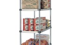 HD Super Solid Shelving / HD Super Solid Shelves     Posts     Accessories     Stainless Steel Shelves     Galvanized Shelves