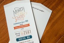 Design - Name Card