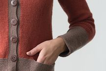Knit it - Colour Blockwork Cardigans