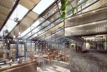 The Refectory, Kitchen & Terrace, York