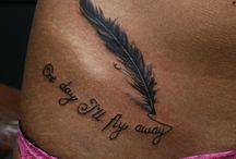 tattoos / by Caroline Molaski