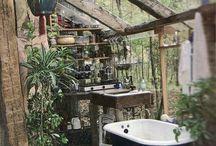 理想の風呂場