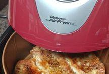 Air Fryer Info & Recipes