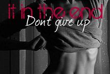 Fitness motivation / by Amanda Poole
