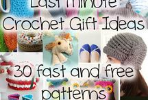 Misc. Crochet projects