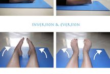 Ankle Exercises / by Brenda Hedrick