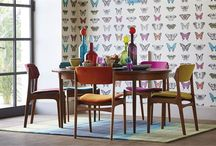 The insect trend in interior decorating / Interior decorating ideas inspired by insects