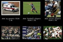 Rugby / by Nicole Bohall