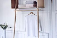 Bathrobe storage
