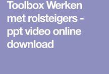 Toolbox info