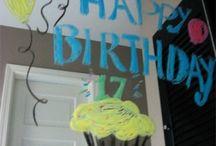 Birthday Ideas for Julia / by Kelly Wood