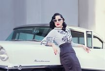 Pinup's and Cars