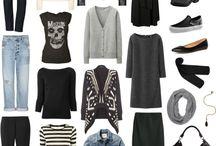 идеи гардероба