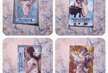 ATCs and Inchies / by Sherri Frazier