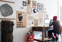 Interior -work-