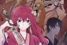 Akatsuki no Yona anime / comedia , fantasía , romance