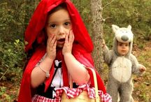 Halloween costumes for Allie and Easton / by Courtney Adkins