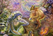 Josephine Wall / by Mother Phoenix