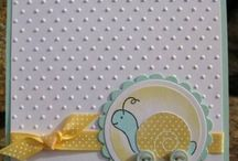 Card making: New Baby / by Isabelle Potter @ IzzyCards