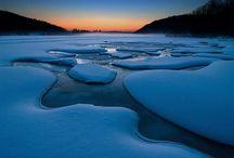 winter wonderlands / by Melissa Anderson