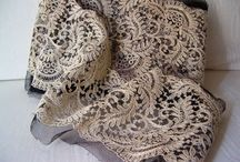 Lace and pergamano