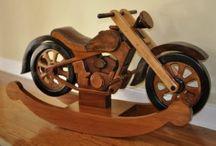 Motorycle rocker