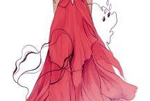 Fashion Illustrations / by Jeeva Vijay Prasath