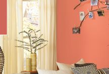 2015 Color of the Year / Coral Reef SW 6606, by Sherwin Williams.