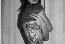 Tattoos!  / by Kelly Barnett