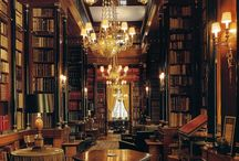 Libraries & Bookstores