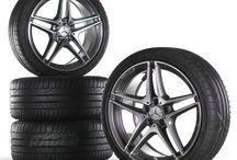 Original Mercedes AMG Felgen / Räder / AMG – drei Buchstaben, die für Performance und Leidenschaft stehen und bei jedem Mercedes-Fan für Gänsehaut sorgen.