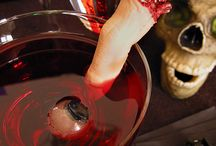 Holiday: Halloween: Food & Drink / by Heather Thomason