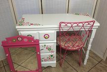 Desks / by Vicki Chrisman-Breitmayer