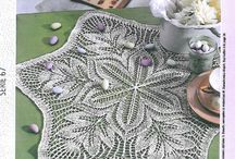 crochet tricot art
