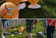 Mario birthday party / by Christie Brinkley
