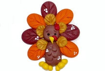 Crafts - Polymer Clay - Thanksgiving