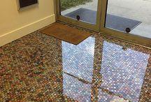 műgyanta padlók