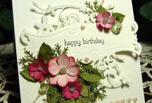 Birthday card ideas / by Germaine Lenn