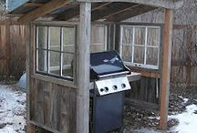 Grilling Shed