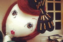 Dolls & stuffed creatures / by Anne Clouston