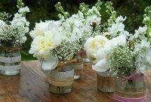 Wedding- flower nad cakes - svatební květiny a dorty