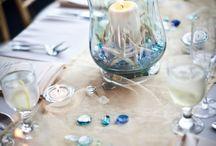 wedding centre pieces table decor