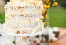 Let them eat cake / beautiful wedding cakes