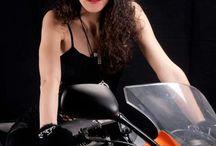 bikers by Antonio Macheda