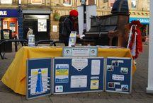 Barnsley Beacon helping promote World Aids Day In Barnsley